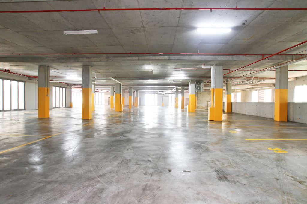COMPASS BUSINESS PARK LANE COVE, Basement Car Park